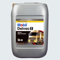 Моторное масло MOBIL DELVAC 1 SHC 5W-40 - ПРОФИ-ОЙЛ. Масла и Смазки
